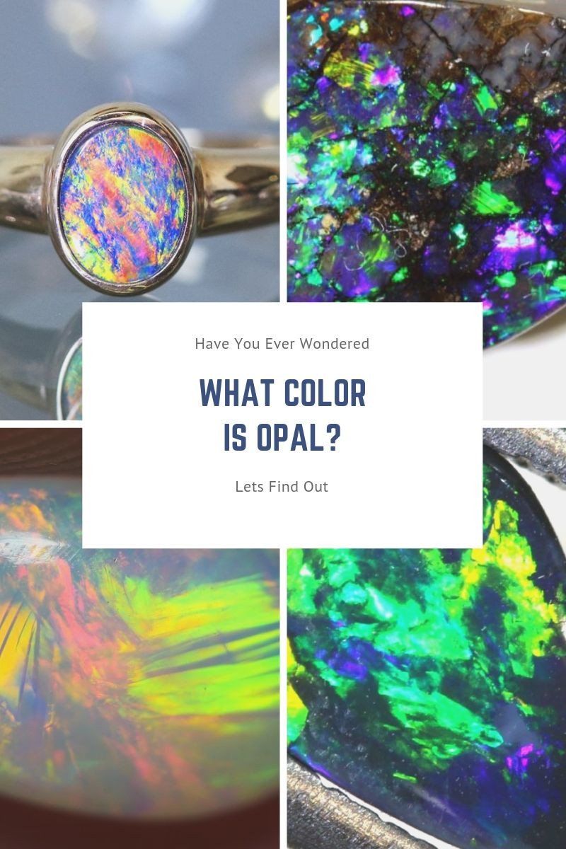 What Color is Opal