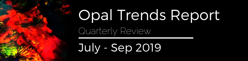 opal quarterly report july - september 2019