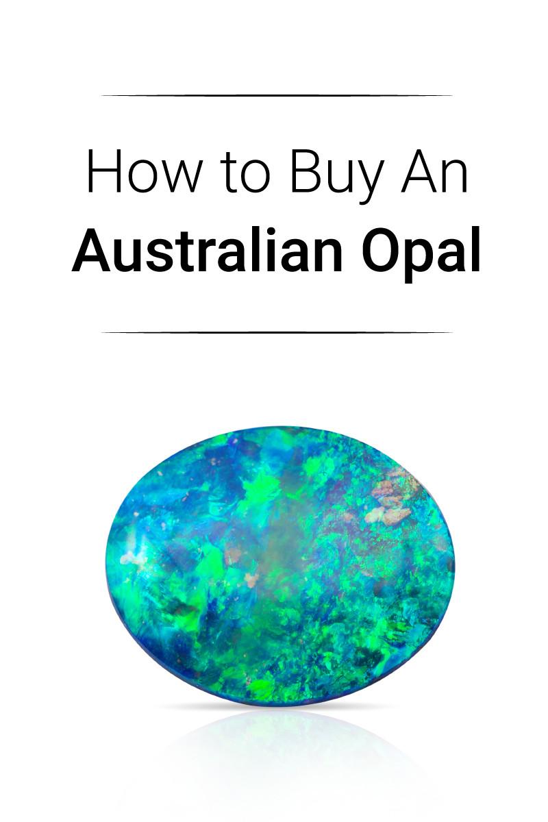 how to buy an australian opal