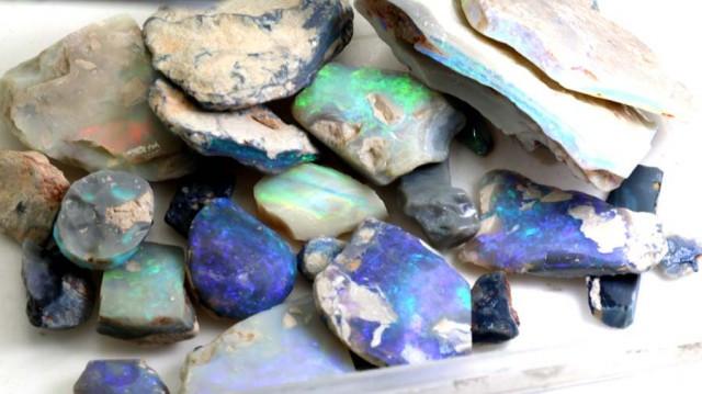 Where to Buy Rough Australian Opal