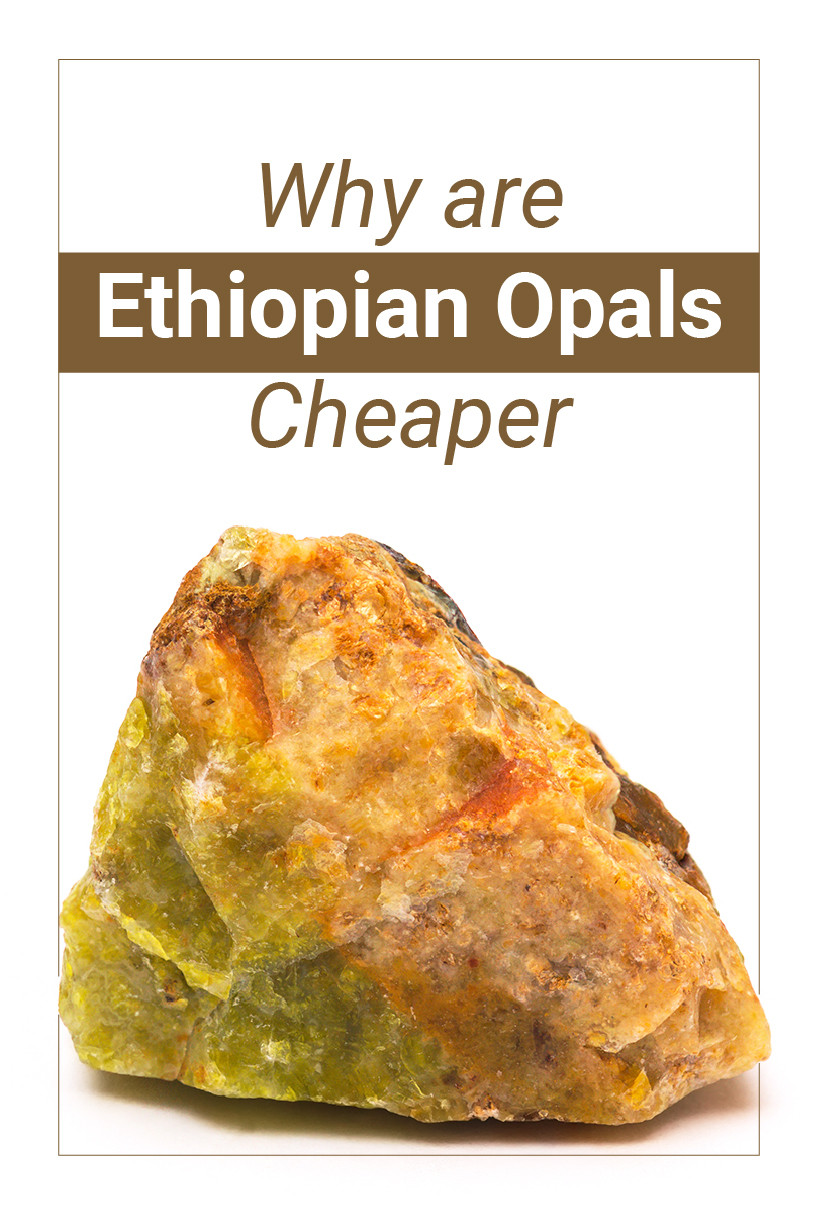 Why Are Ethiopian Opals Cheaper The Truth About This Striking Gem