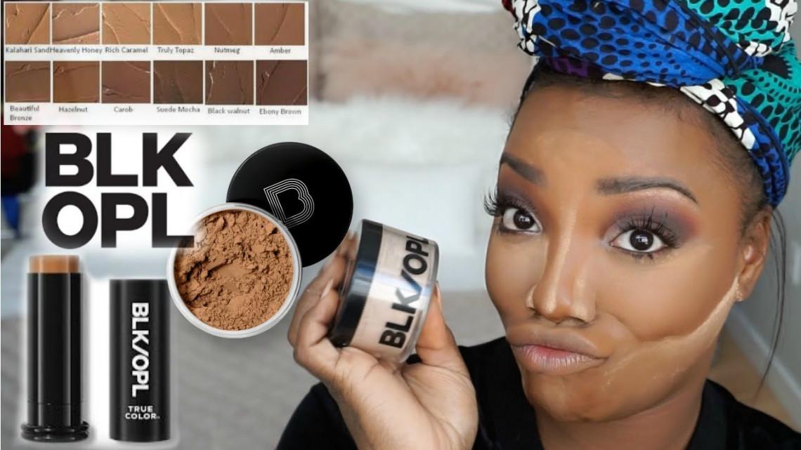 black opal makeup