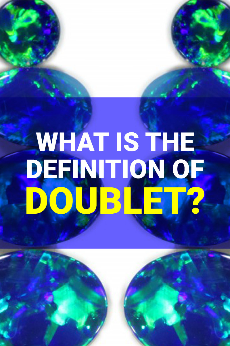 What Is The Definition of Doublet