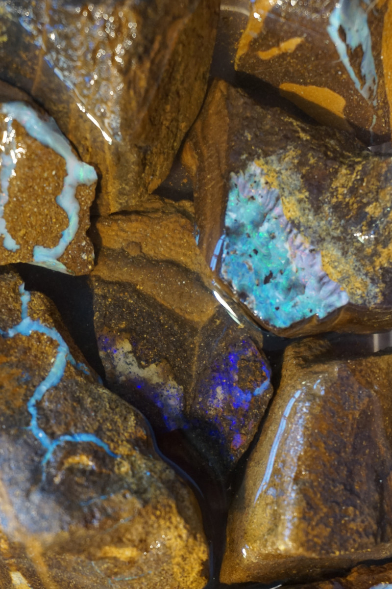 Where to find opals in the USA