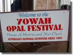 Yowah Opal Festivals