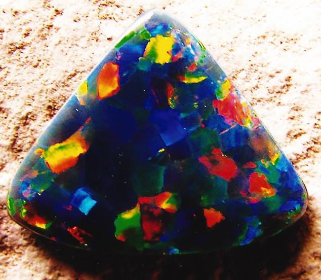 amazing black opal qualiy