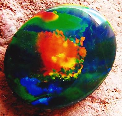 opal mined at Lightning Ridge amazing quality
