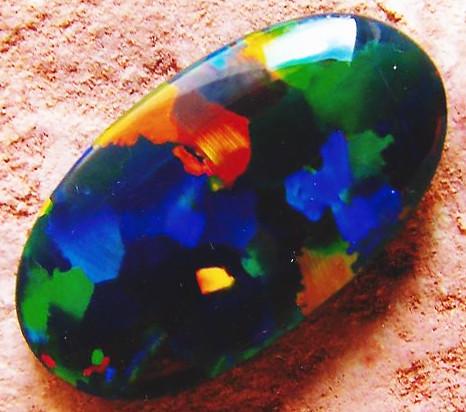 Black opal parcel top gem quality