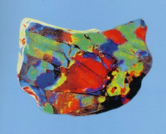 famous opals - Pride of Australia Opal