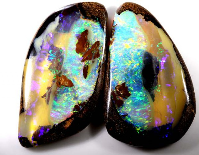 Queensland opal fields - Koroit