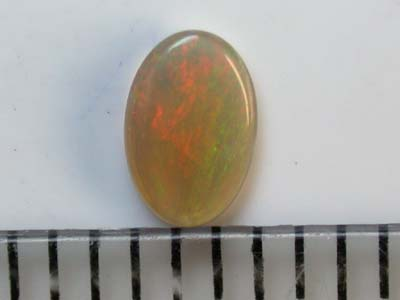 OPAL CRYSTAL 0.40 CTS SS 1710