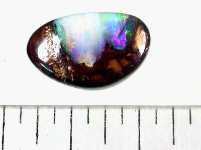NATURAL SOLID BOULDER OPAL R693