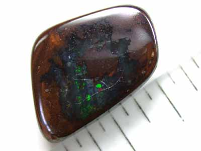 FREE SHIPPING NATURAL BOULDER OPAL 7.20CTS GR33