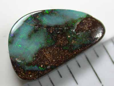 FREE SHIPPING NATURAL BOULDER OPAL 3.90CTS GR142