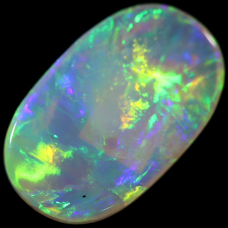 1.90 CTS PETES WHITE OPAL $ 100 PER CARAT[JAIF]