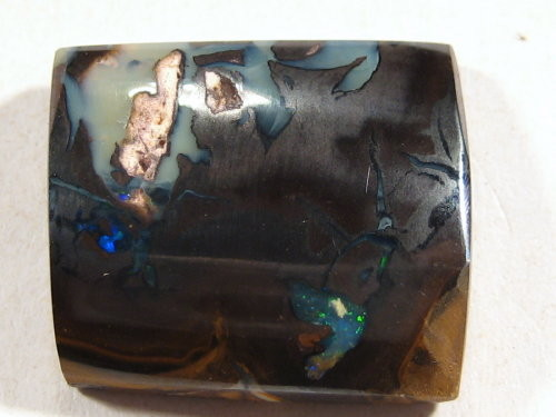 YOWAHOPALS*17.10ct Australian Boulder Matrix Opal