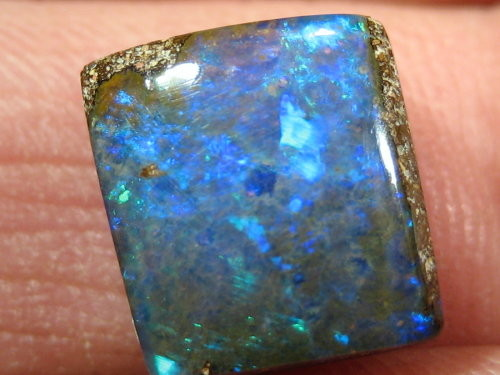 YOWAHOPALS*4.15ct Free shipping? - Bright Blue Opal