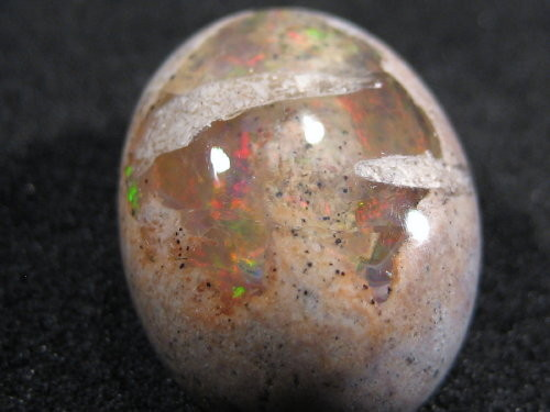 YOWAHOPALS*7.50ct Multi - Colored Mexican Opal