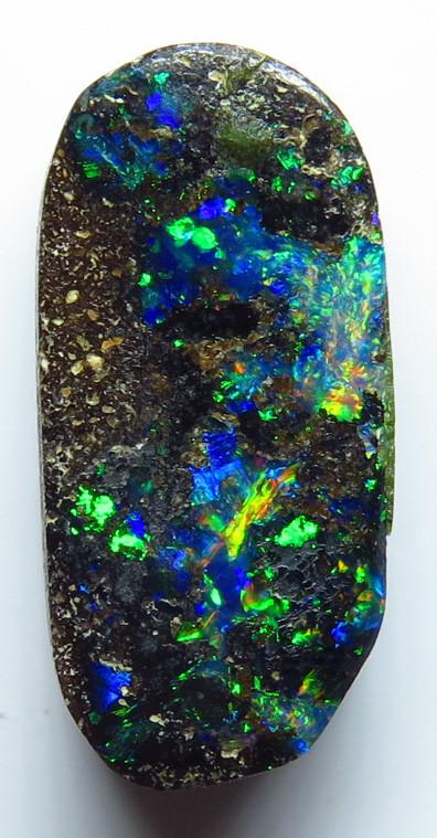 3.90ct Australian Boulder Opal Stone