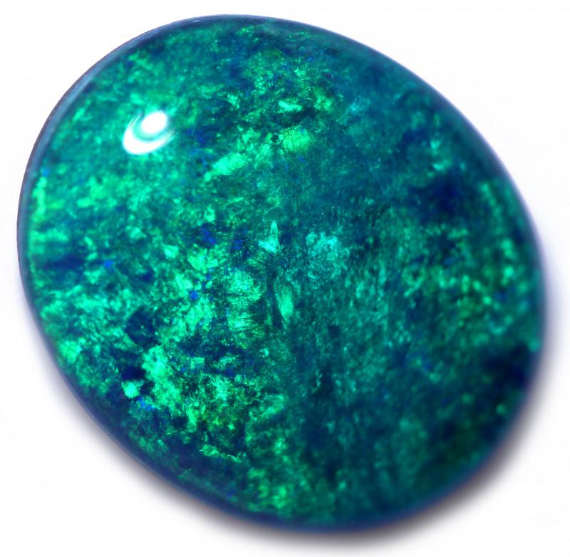 Gem Opal Triplet  12x10 mm  Code CCC 2514