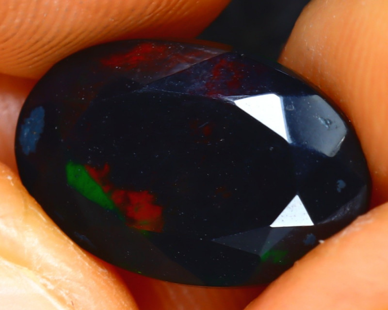 Welo Opal 2.75Ct Natural Ethiopian Smoked Welo Opal H1907/A28