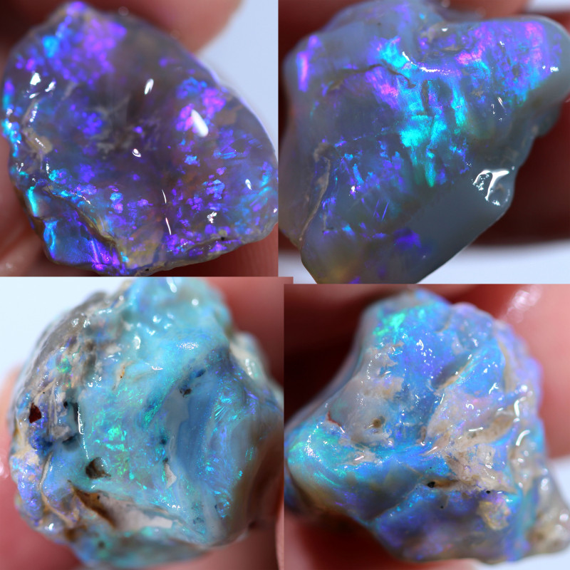 450.00 Cts Allah, Ridge Rough From Miners Code  WS 3014
