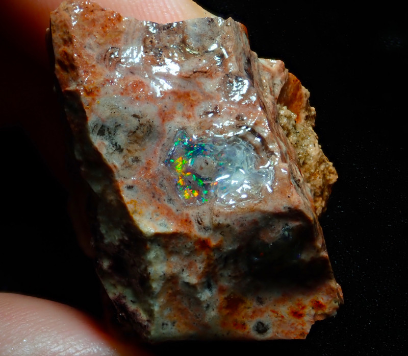 $1 NR Auction 90ct Mexican Rough Opal