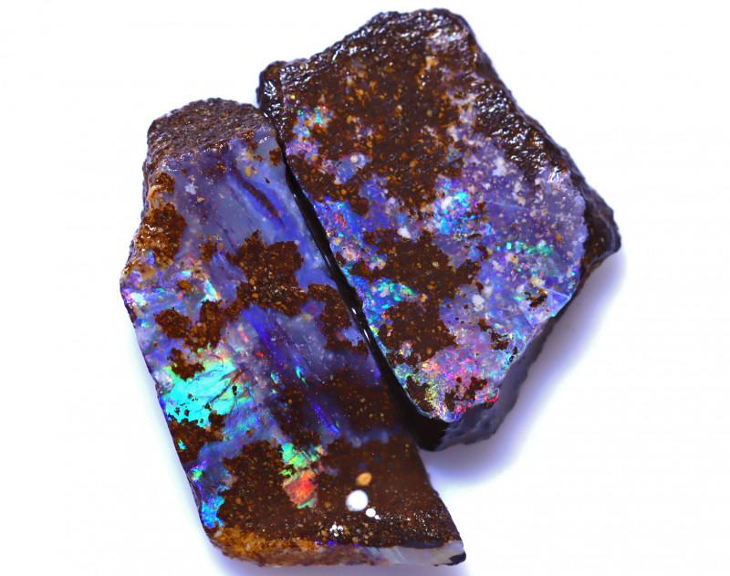 10.36 Carats Boulder Opal Rub Parcel ANO-1527