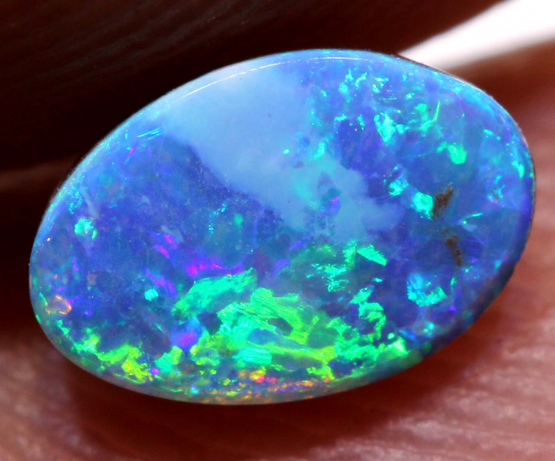 0.6 CTS  OPAL DOUBLET    TBO-3084