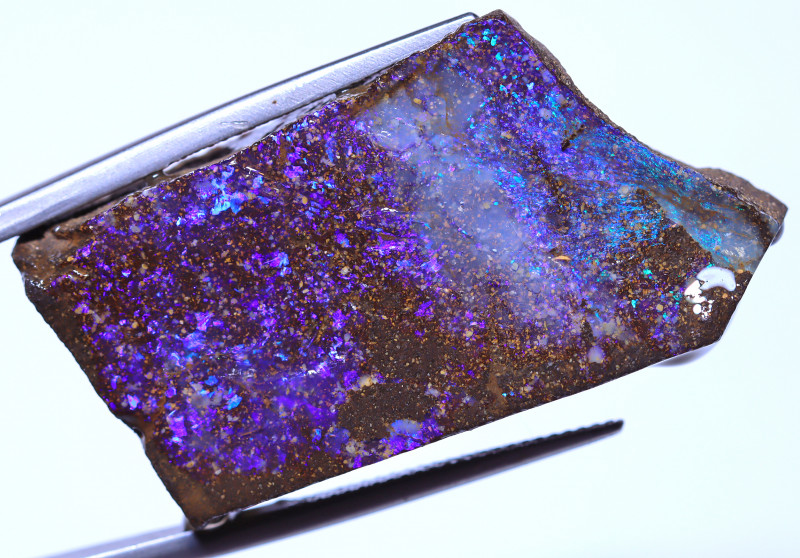81.83 Carats  Boulder Opal  Rub ANO-1568