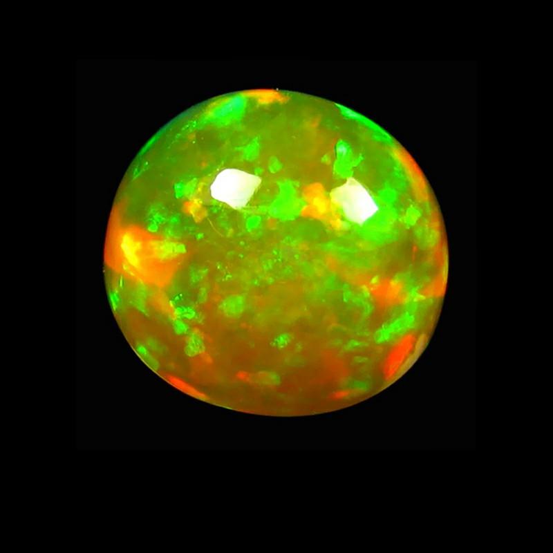 Opal 4.85 Cts AAA Multicolor cabochon BGC654