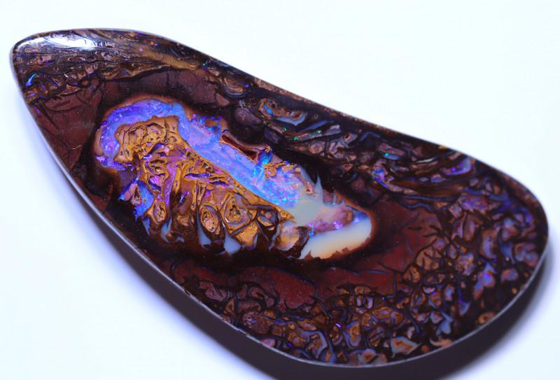 55.12 carats Koroit Opal Cut Stone ANO-1581