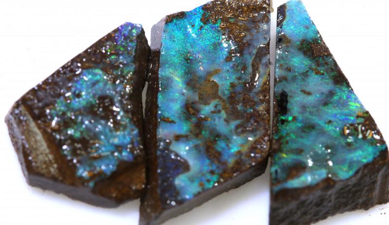 30 cts boulder opal rub parcel ado-7952