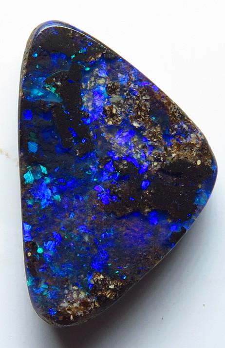 3.97ct Australian Boulder Opal Stone