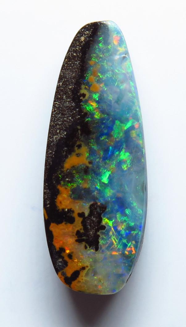 4.53ct Australian Boulder Opal Stone