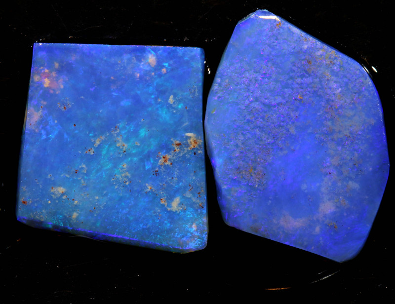 4.05cts Lightning Ridge Crystal Opal Rub Parcel DT-A4674
