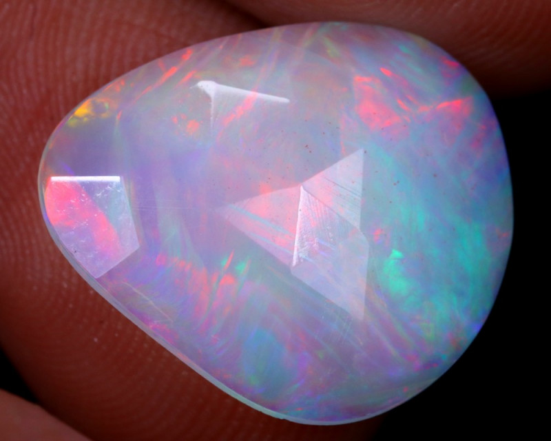 Rose Cut 3.55cts Natural Ethiopian Welo Opal / NY1769