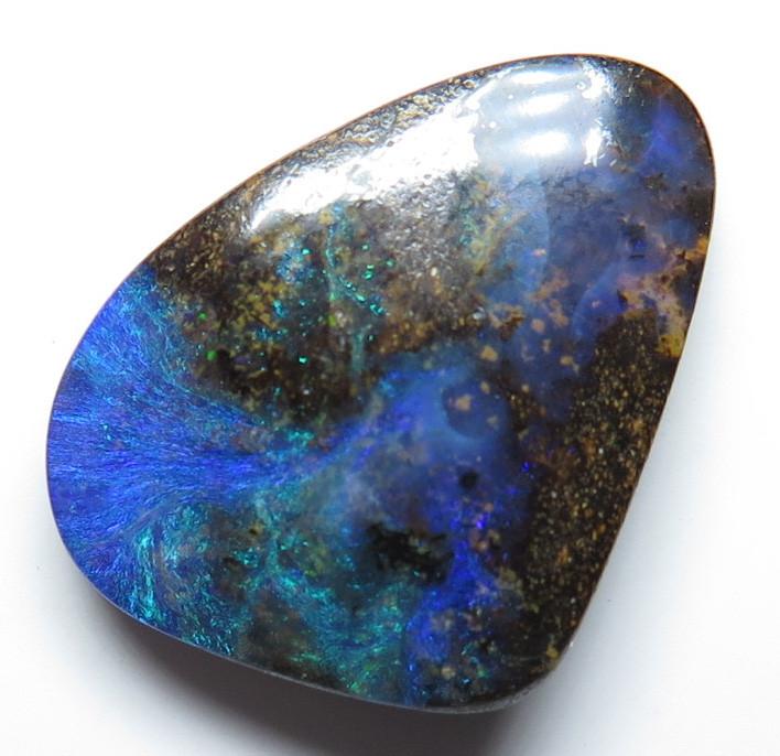 6.68ct Australian Boulder Opal Stone