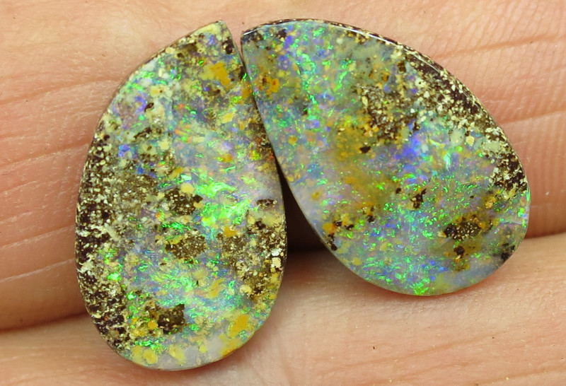 15cts, BOULDER OPAL~BUY DIRECT FROM THE MINER!