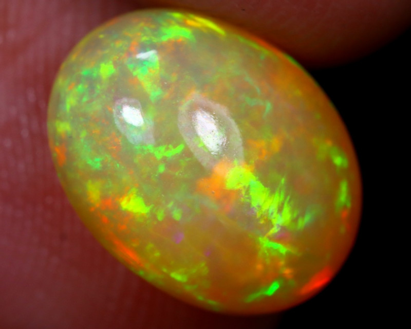 3.62cts Natural Ethiopian Welo Opal / NY1932