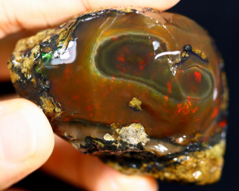 281cts Ethiopian Crystal Rough Specimen Rough / CR3767