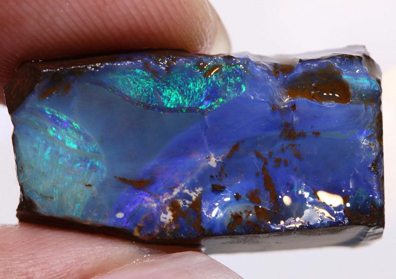 Boulder Opal Faced Rub 23.60 Carats DO-1650