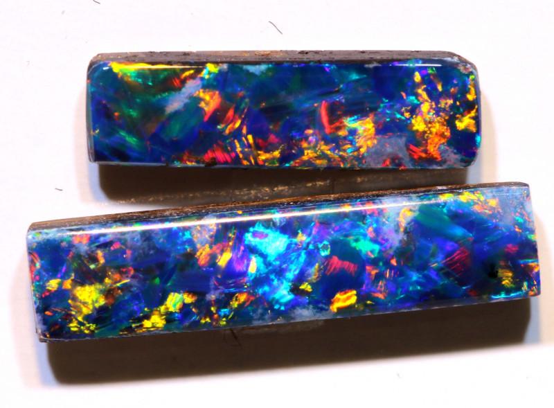 Opal Doublet Gem Grade Lot 1.66cts AOH-293