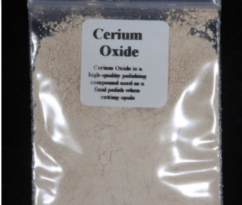 Cerium Oxide Polishing Powder [33140]