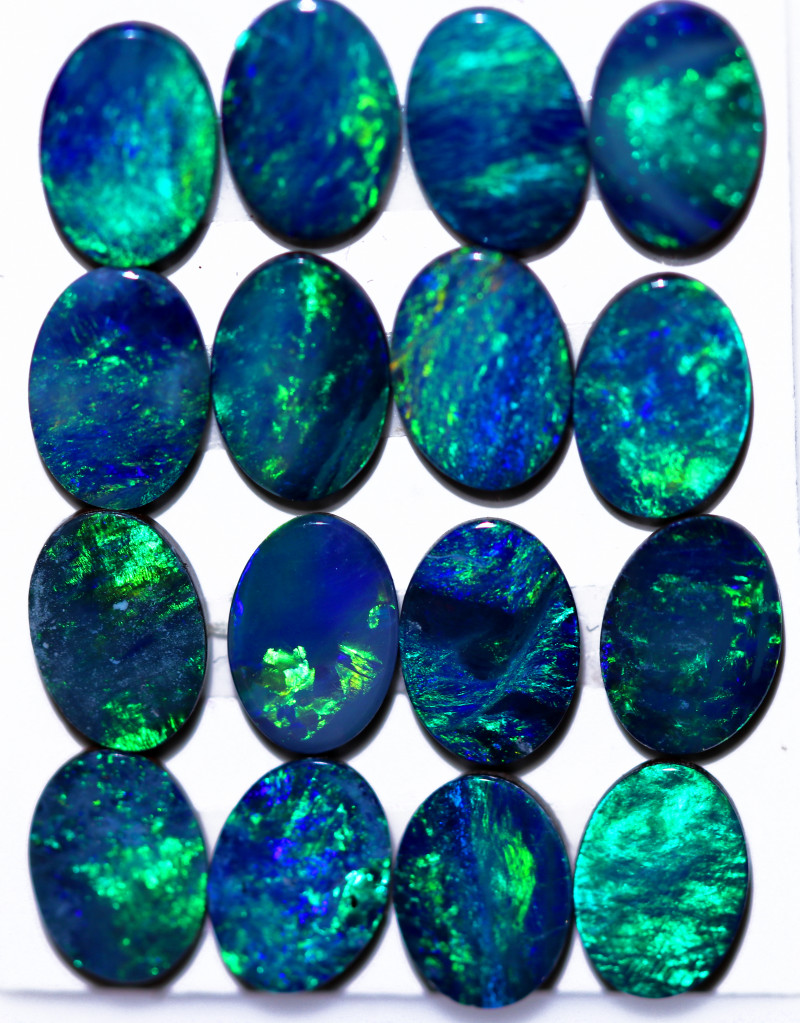 9.01 CTS OPAL DOUBLET PARCEL CALIBRATED  [SEDA7937]