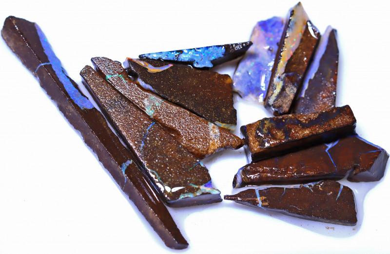 79.98 Carats Boulder Opal Rough Parcel ANO-1766