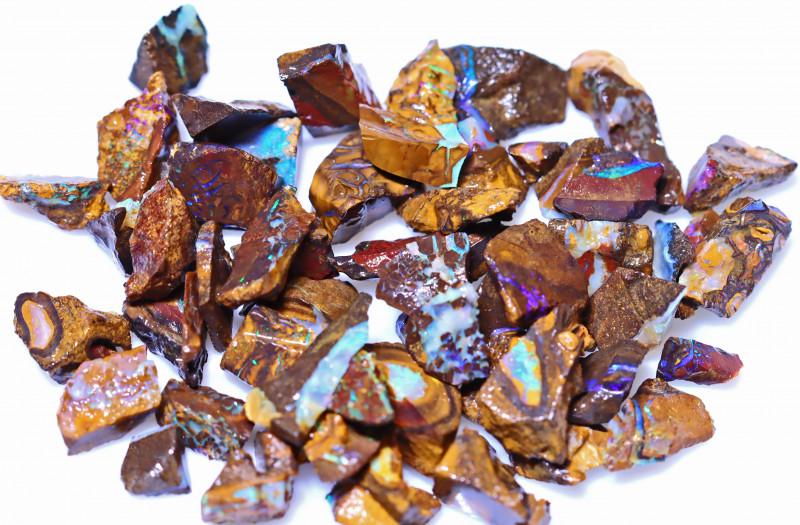 127.88 Carats Yowah Opal Rough Parcel ANO-1780