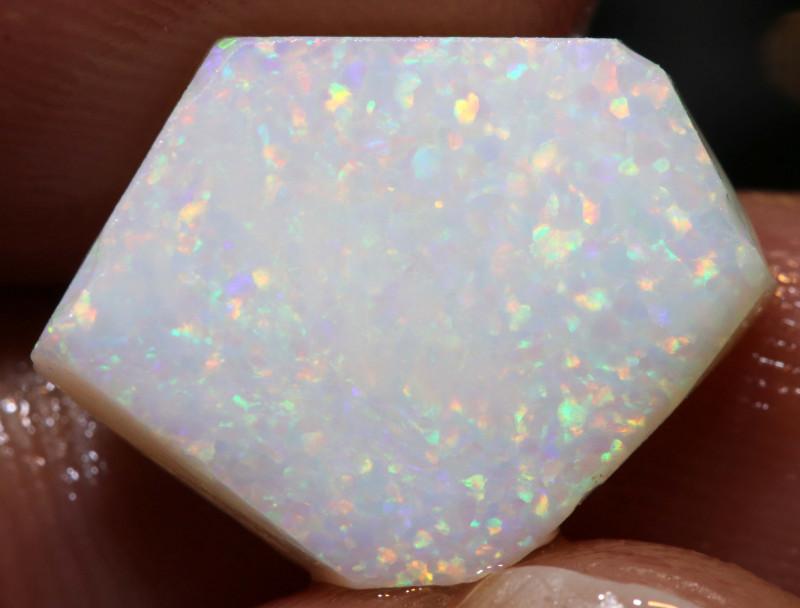 5.35cts Coober Pedy Opal Pre Shaped Rub  ADO-8506