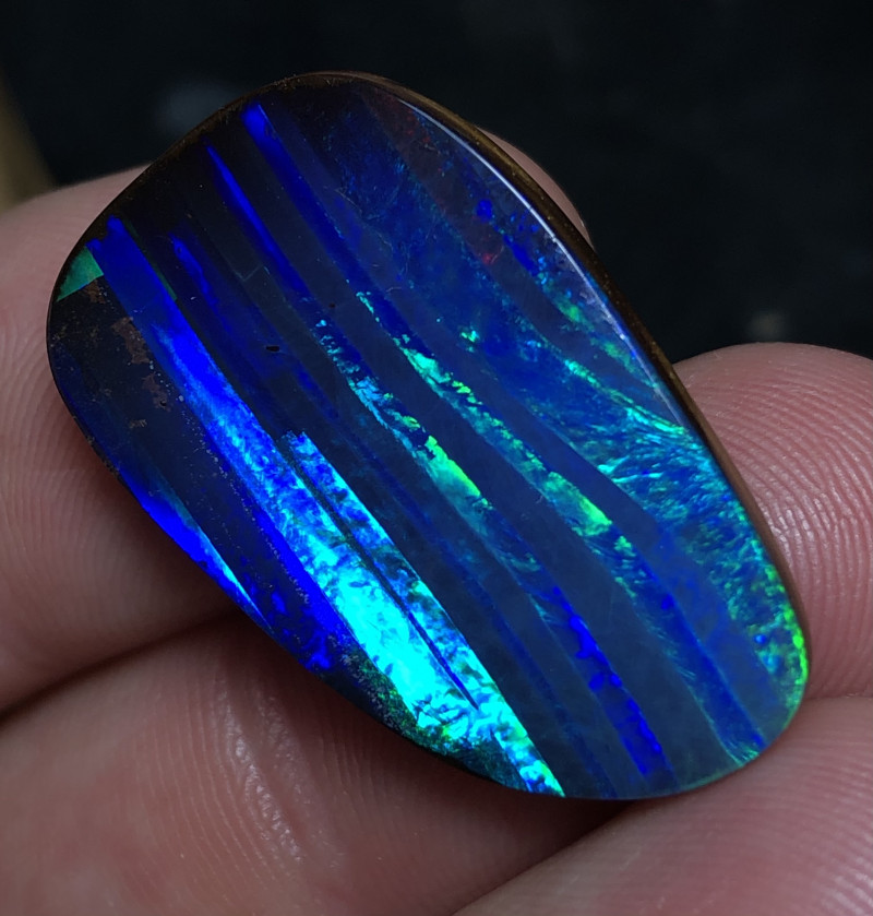 25ct Boulder Opal Stone AE315