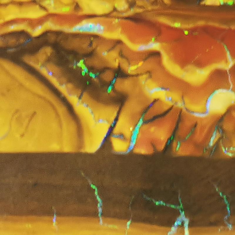 146 CARATS KOROIT BOULDER BEAUTIFUL PIECE OF ROUGH